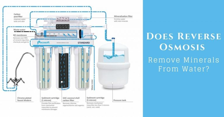 Does Reverse Osmosis remove minerals